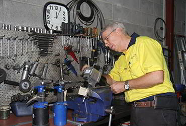 View Air Tool Repairs in Brisbane Service